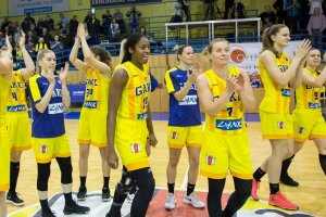 EuroCup: GOOD ANGELS Košice vs Basket Landes